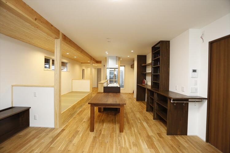 S様邸リノベーション(江府町)家