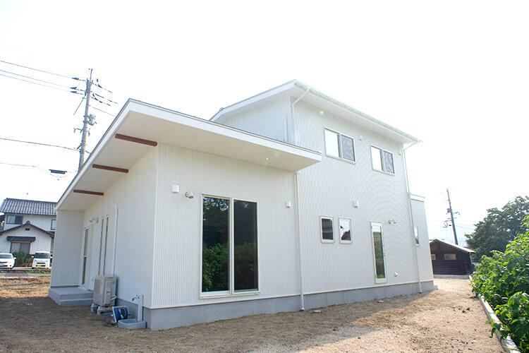 南部町の家