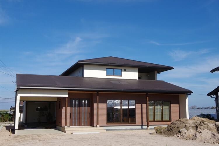 仲庭の家(北栄町)