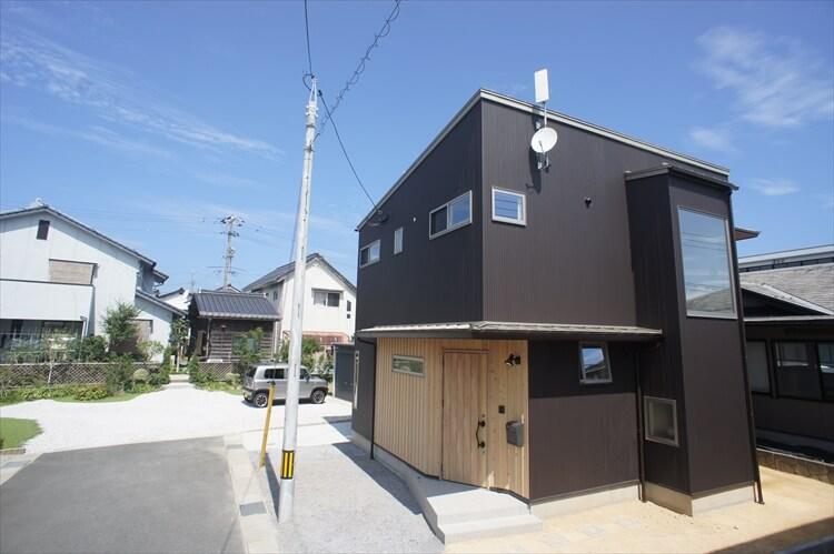 秘密の家(鳥取市)