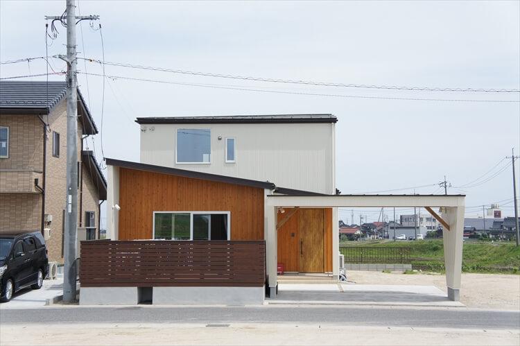 琴浦の家(東伯郡琴浦町)