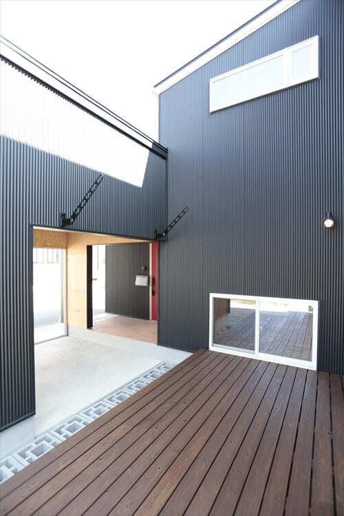 2blockの家(米子市)