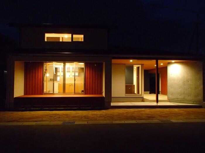 Double Gardenの家(湯梨浜町)