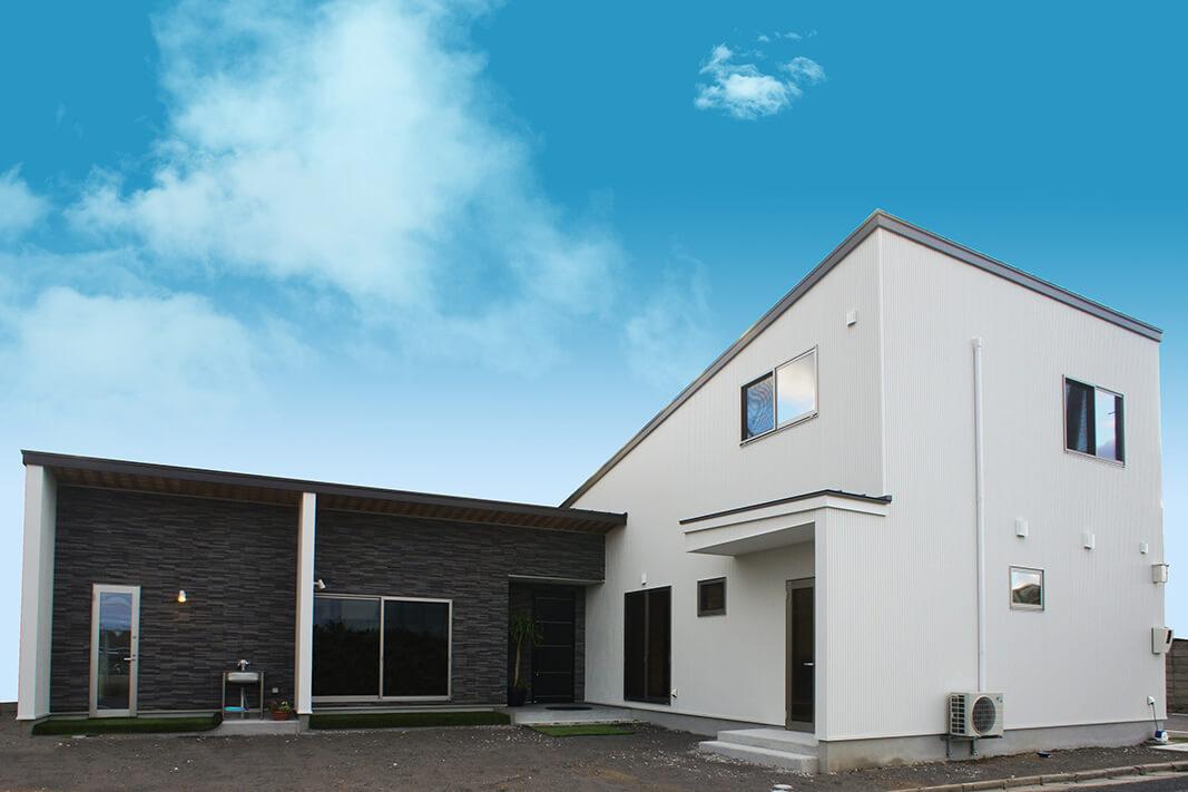 両三柳の家(米子市)