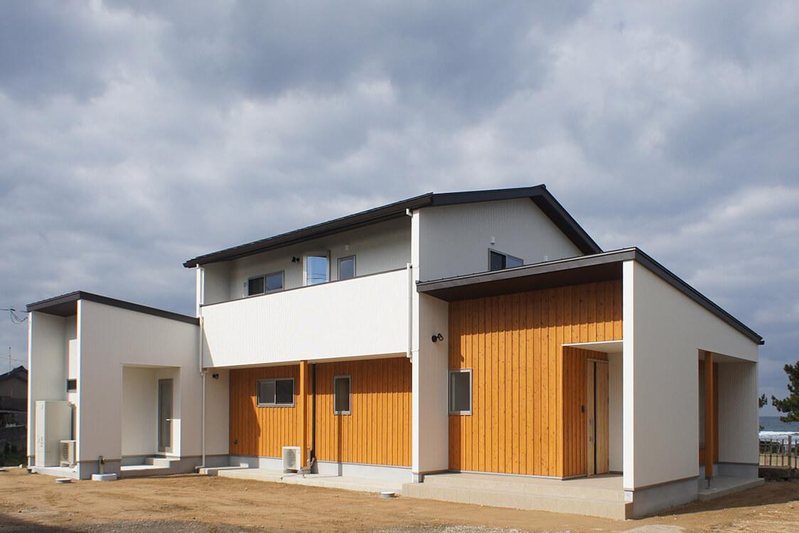 赤碕の家(琴浦町)